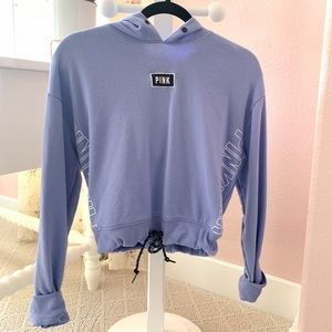 PINK Purple Sweatshirt